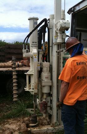 Geotechnical Spt Geotek Hawaii Inc Environmental